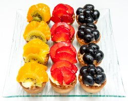 Minitarte cu fructe 1.2 kg image