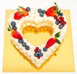 """Tort """"Cupid`s Breakfast"""" image"""