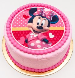 """Tort Diplomat Special - """"Minnie Mouse"""" image"""