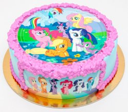 """Tort Diplomat Special - """"My Little Pony"""" image"""
