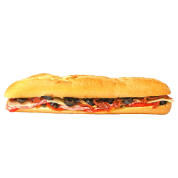 The Italian sandwich image
