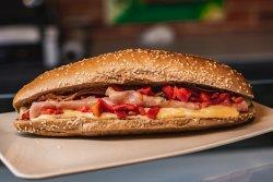 Raclette sandwich image