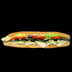 Vegetarian sandwich image