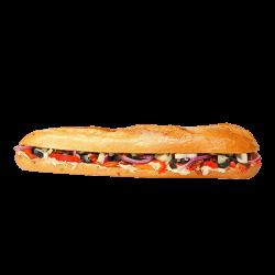 Tuna & Olive sandwich image