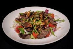 Salată cu mușchi de vită