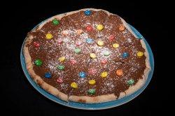 Pizza desert