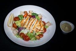 Salată cu piept de pui & ciuperci