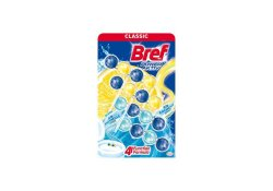 Bref power aktiv lemon & ocean 4 x 50 g