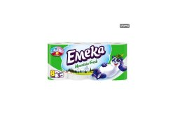 Emeka mountain fresh hartie igienica 8 role