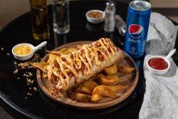Meniu Hot Dog Mozzarella  image