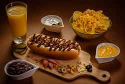 Meniu Hot Dog BBQ image