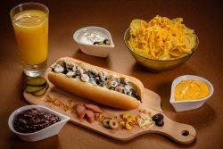 Meniu Hot Dog Middle East image