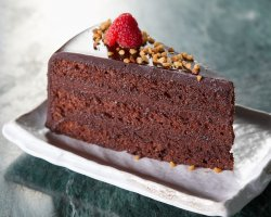 Homemade cake  -  amandina image
