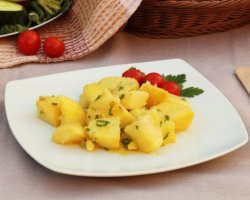 Cartofi cu usturoi image