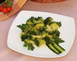 Broccoli cu unt  image