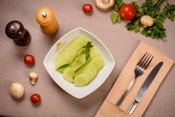 Salata de castraveti proaspeti image