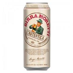 Bere Birra Moretti 0,5 doză image