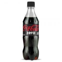 Coca Cola ZERO 0.5 l PET image
