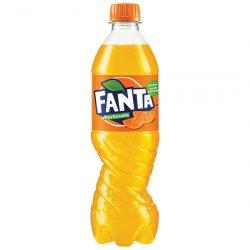 Fanta portocale 0.5 l PET image
