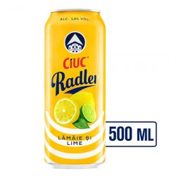 Ciuc Radler lemon 0,5 doză image