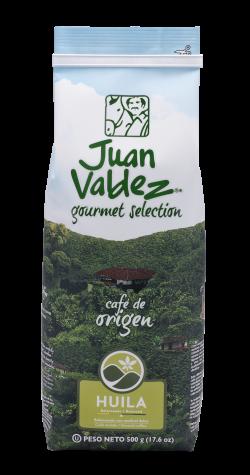 Cafea Huila de Origine- Juan Valdez 500 g boabe