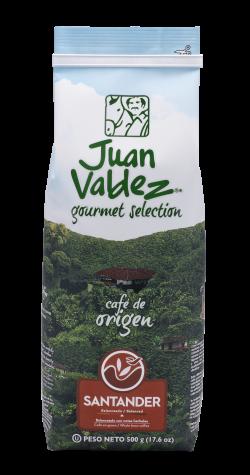 Cafea Santander de Origine - Juan Valdez 500 g boabe + Panela 500g CADOU image