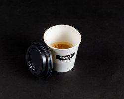 Espresso doble - de origine image