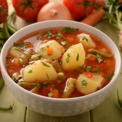Ciorbă de legume