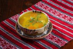 Supa de pui cu galuste image
