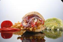 Cheeseburger Shock image