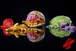Hamburger Shock image