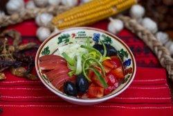 Salată de prin grădină  image