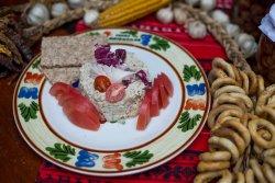 Salată de vinete cu roșii  image
