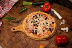 Pizza Capriciosa 32 cm 1+1 image