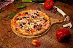 Pizza Diavola 32 cm 1+1 image