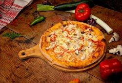 50% REDUCERE: Pizza Polo 32 cm image