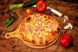 50% REDUCERE: Pizza Prosciuto 32 cm image