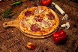Pizza Prosciutto Salami 32 cm image