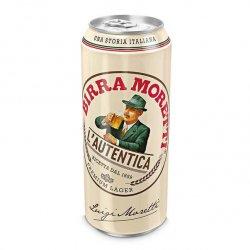 Birra Moretti Doza