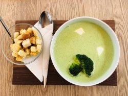 Supa crema de brocoli image