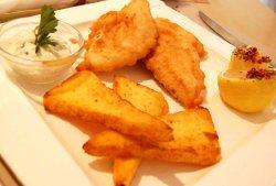 Fish and chips românesc image