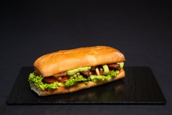 50% reducere: Grilled Chicken Sandwich image