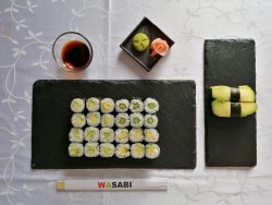 Mix vegan maki 24 +2