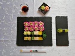 Wasabi Vegan 14 +1 image