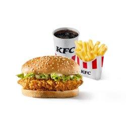 Meniu Zinger® Burger image