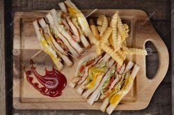 Club Sandwich chicken crunchy 500 g  image