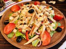 Salată cu pui