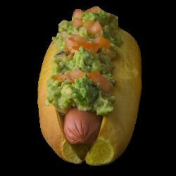 California Hot Dog image