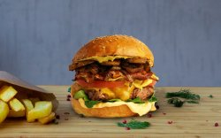 "Burger ""Ăla Clasic și Bun"" image"