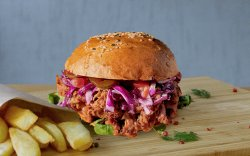 "Burger ""Ăla cu Porc"" image"